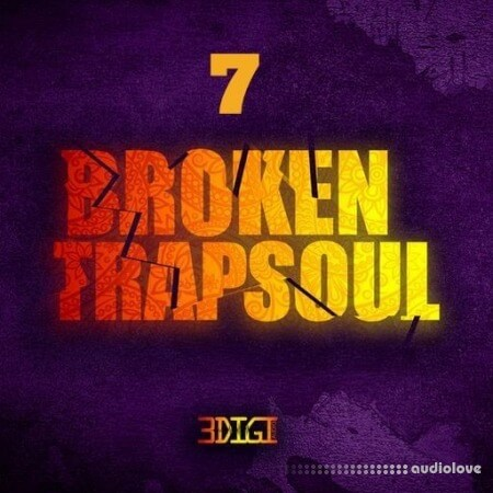 3 Digi Audio Broken Trapsoul 7