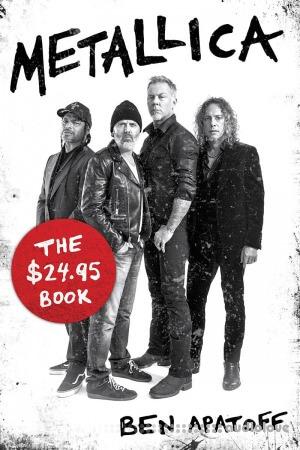 Metallica: The $24.95 Book