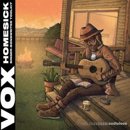VOX Homesick Singer Songwriter Toolkit