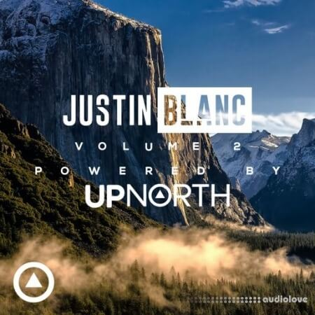 UpNorth Music Justin Blanc Volume 2 (Drums) Powered by UpNorth