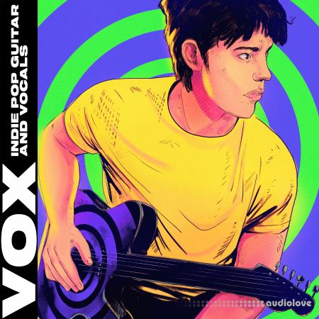VOX Indie Pop Guitar And Vocals