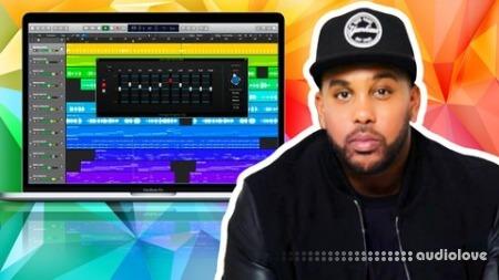 Udemy Music Production In Logic Pro X - Hip Hop Course Logic Pro X