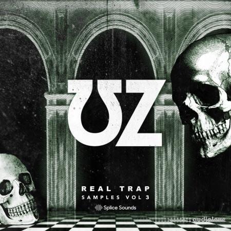 Splice Sounds UZ Real Trap Samples Vol.3