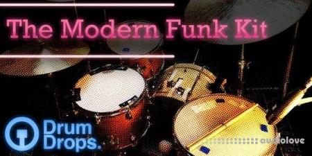 DrumDrops Modern Funk Kit