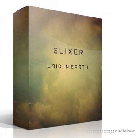 Beautiful Void Audio Elixer Laid in Earth