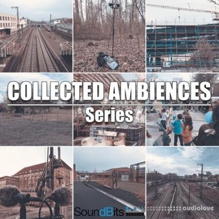 SoundBits Collected Ambiences Series WAV