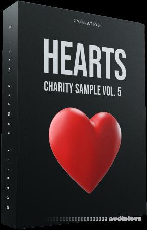 Cymatics Hearts Vol.5 Sample Pack