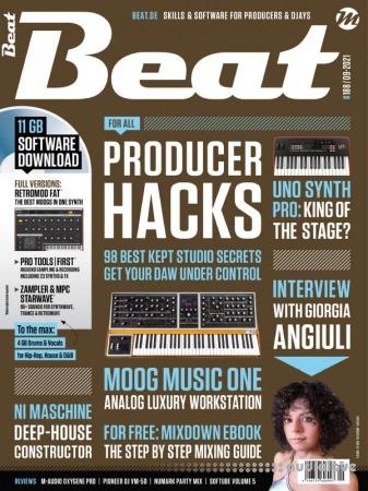 Beat Magazine August 2021