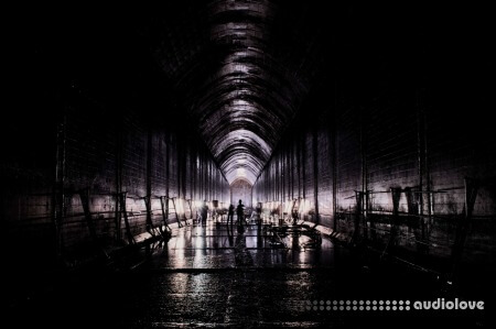 Audio Ease Altiverb 7.28 IR: World's longest reverb - Underground diesel storage tank