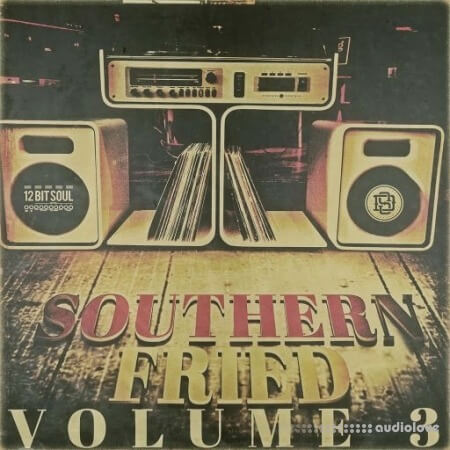 Divided Souls Southern Fried Volume 3