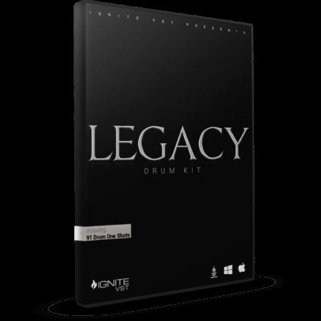 Initial Audio Legacy Drum Kit