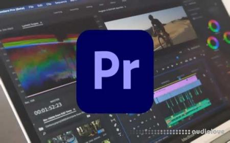 SkillShare Premiere Pro 2021: Beginner to Advanced in 2 Days Masterclass