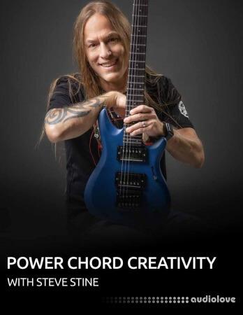 GuitarZoom Power Chord Creativity with Steve Stine