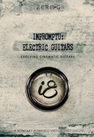 Zero-G Impromptu Electric Guitars