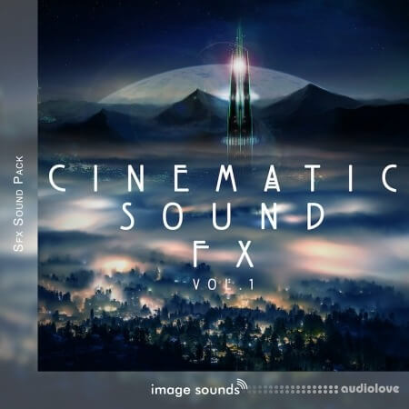 Image Sounds Cinematic Sound FX 1