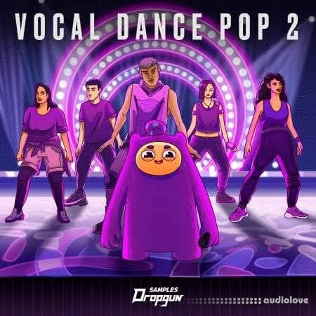 Dropgun Samples Vocal Dance Pop 2