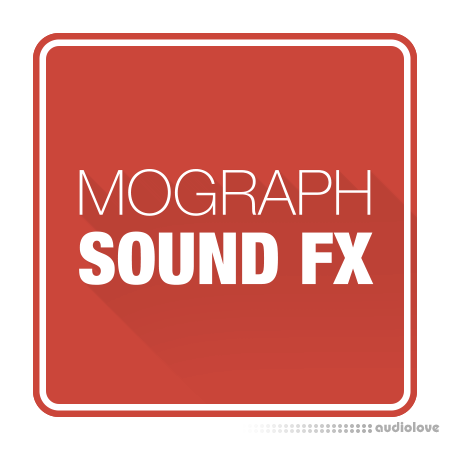 Cinema Spice Sound Effects for Mograph