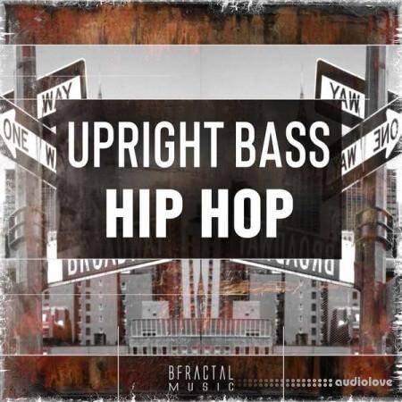 BFractal Music Upright Bass Hip Hop