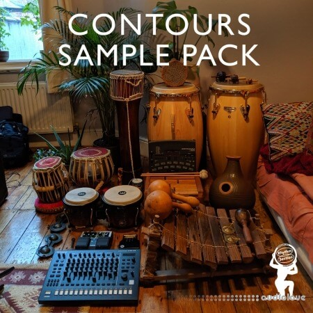 Rhythm Section Studio RS INTL Sample Pack III: Contours