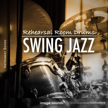 Image Sounds Rehearsal Room Drums Swing Jazz