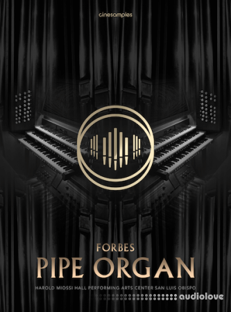 Cinesamples O Forbes Pipe Organ