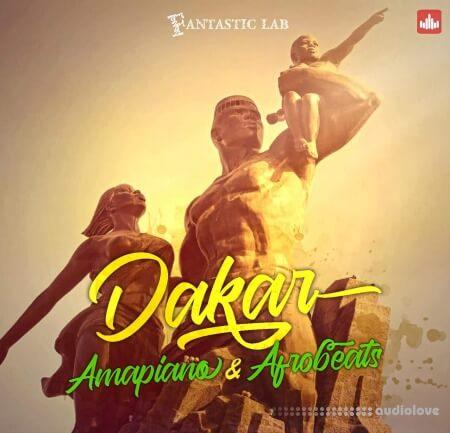 Fantastic Lab Dakar Amapiano And Afrobeats