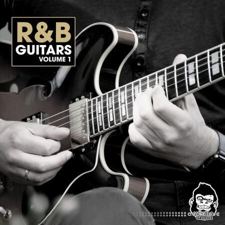 Vanilla Groove Studios RnB Guitars Vol.1
