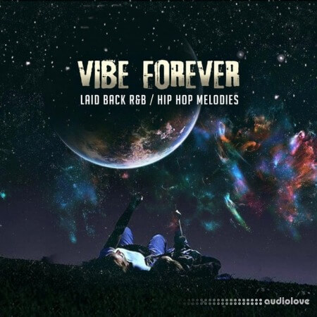 Strategic Audio Vibe Forever Laid Back RnB Hip Hop Melodies