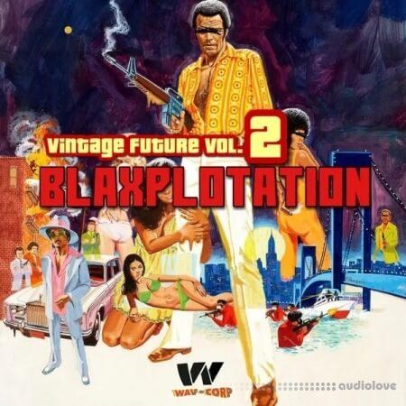 WavCorp Vintage Future Vol.2 Blaxploitation