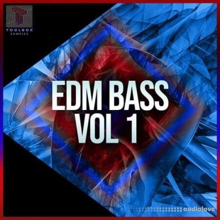 Toolbox Samples EDM Bass Vol.1