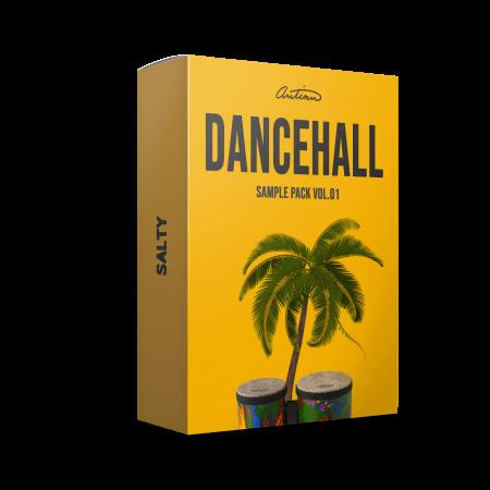 Antian Rose Dancehall Samplepack Vol.01 Salty