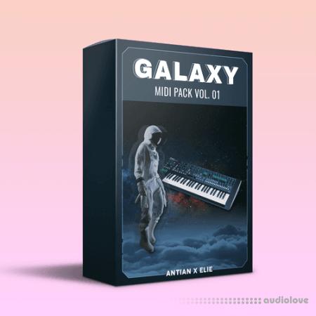 Antian Rose x Elie Galaxy MIDI PACK Vol.01