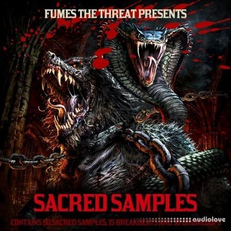 Boom Bap Labs Fumes The Threat Presents Sacred Samples