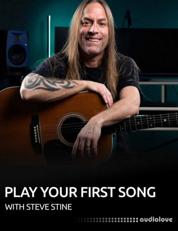 GuitarZoom Play Your First Song with Steve Stine