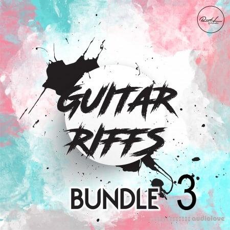 Roundel Sounds Guitar Riffs Bundle Vol.3