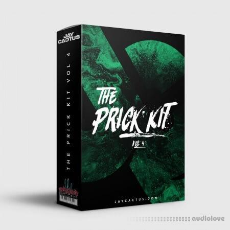 Jay Cactus The Prick Kit Vol.4