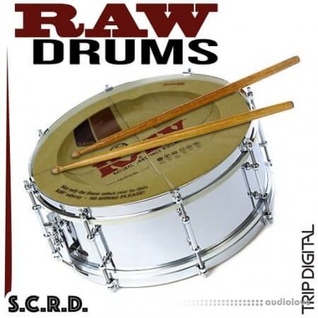 Trip Digital Raw Drums WAV