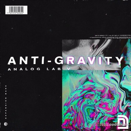 Noah Cuz ANTI-GRAVITY (Analog Lab V Bank)