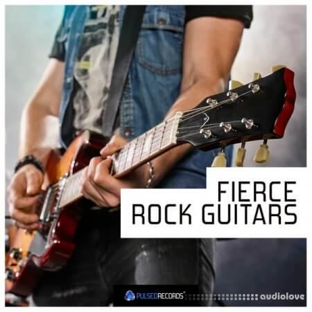 Pulsed Records Fierce Rock Guitars