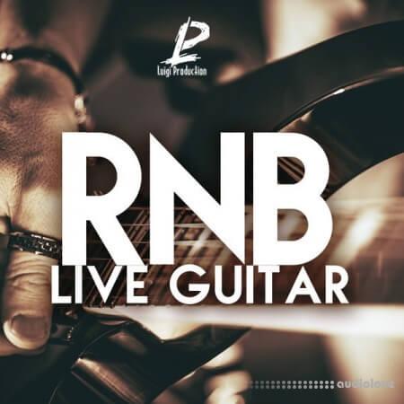 Luigi Production RnB Live Guitar