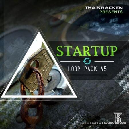 ThaKracken Start Up Loop Pack Vol.5