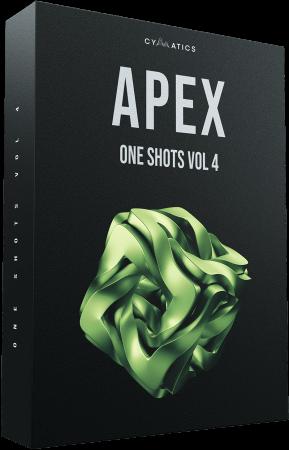 Cymatics Apex One Shots Vol.4