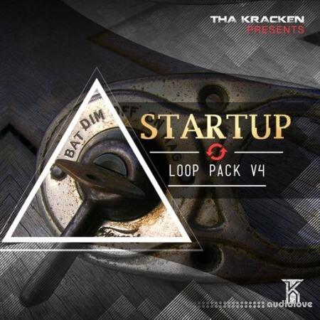 ThaKracken Start Up Loop Pack Vol.4