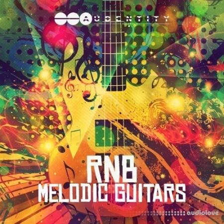 Audentity Records RnB Melodic Guitars