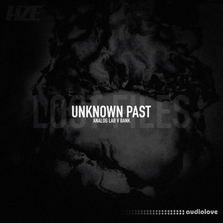 HZE Unknown Past Lost Files (ANALOG LAB V BANK)