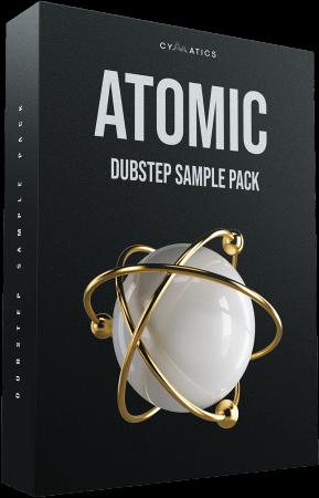 Cymatics Atomic Dubstep Sample Pack