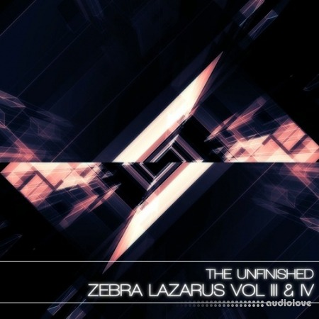 The Unfinished Zebra Lazarus Vol.3 and Vol.4
