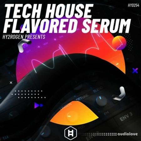 HY2ROGEN Tech House Flavored Serum