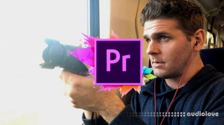 Udemy Adobe Premiere Pro CC 2021 Intermediate Video Editing (Updated 8.2021)