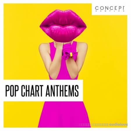 Concept Samples Pop Chart Anthems